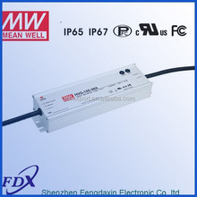 Meanwell HVG-150-54B 150W dimmable LED driver,high bay light led driver
