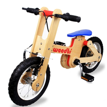 2015 New wooden walk bike,popular children bike and hot sale kids bicycle W16C091