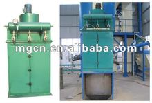 High performance dust collector used for dry mortar production