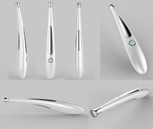 massage electric microcirculation dark eyes circles reduction vibration pen