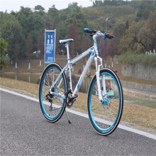 Elegant fixed gear bike bicycle electric tricycle with suspension