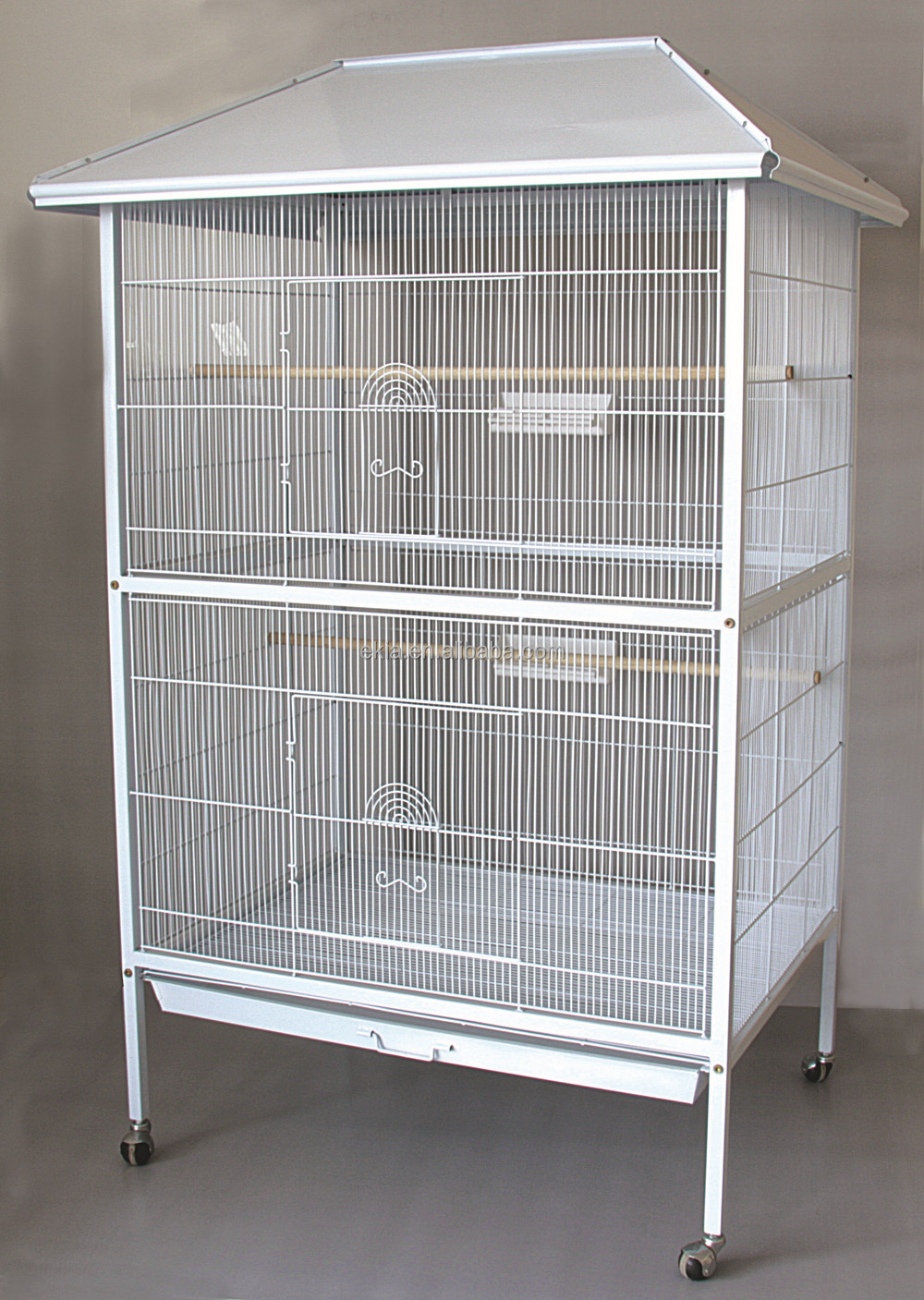 Large White Parrot Cage Parakeet Home Bird Cage Buy