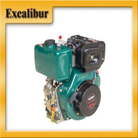 diesel engine for(welder&) generator made in China for sale S186F