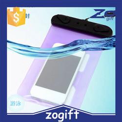 ZOGIFT OEM floating waterproof phone bag