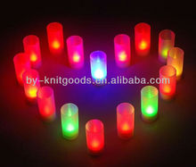 2013 led romantic flashing candle disign party or home use