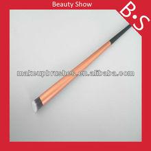 Angular pro emily makeup brush, beauty cosmetic brush,with diminishing handle