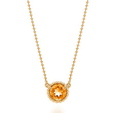 Silver necklace with special stones gold plated jewelry wholesale