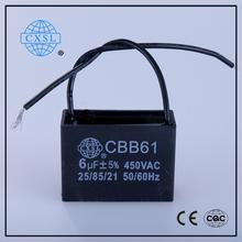 Best Price CBB61 3.3UF Film Capacitor