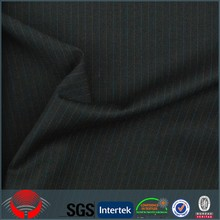 cheap and new arrival polyester stripe fabric for stripe suiting