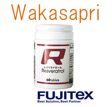 "Safe and High quality supplements processed food made in Japan "" Resveratrol """