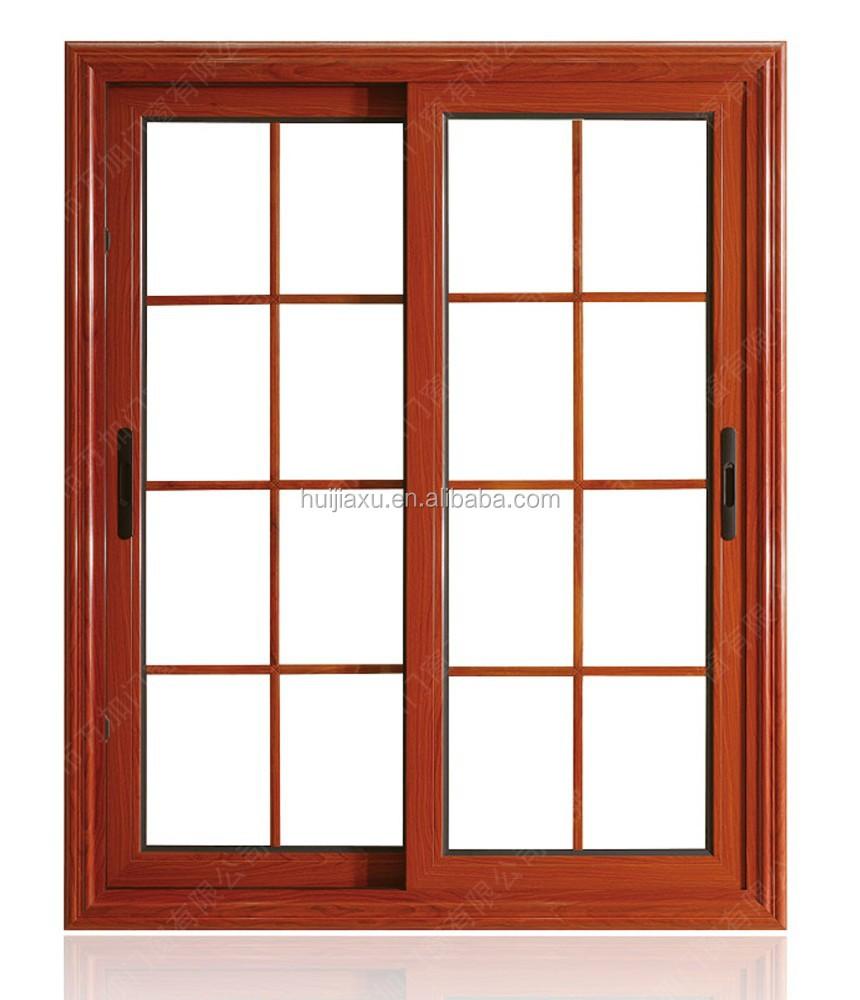 aluminum frame sliding window grills design for sliding