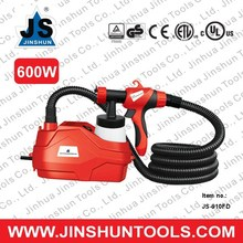 2015 Professional level rough texture spray paint Professional factory 600W