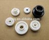 For Konica minolta copier spare parts Developer Gear Kit (6Pcs) for Konica MINOLTA Bizhub 600 / 601 / 750 / 751