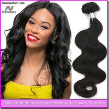 High quality unprocessed virgin human hair extension factory cheap price 100% real human hair hair extension wholesaler