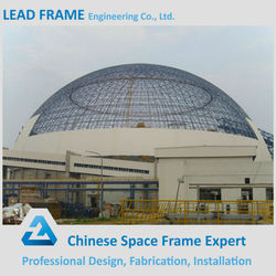 Factory Price Steel Framing Coal Storage Thermal Power Plant