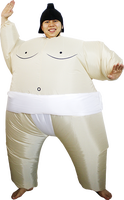 Advertising costume sumo foam suit inflatable moving cartoon inflatable costume for sale--55795