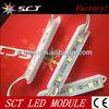 waterproof 12v flashing led module 0.72w 54Lum factory price