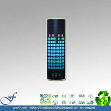 Color changing led wireless best bluetooth speaker with dynamic LED light, MTCR-N035