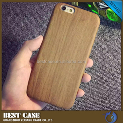 New Arrival Mobile Phone Bamboo Case Cover For Iphone 6