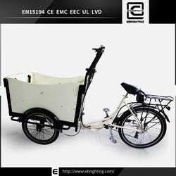 Lightweight cargo bike tricycles BRI-C01 vespa electric motorcycle