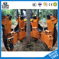 China factory directly supply Machine for uprooting tree,tree transplant machine