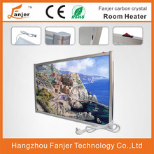 CE ROHS top 5 far-infrared wall mount crystal fiber office infrared electric oil filled radiator