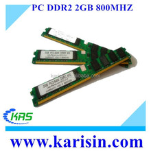 Factory Stock ddr2 ram 2gb in good condition