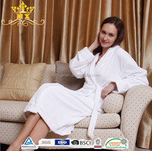 Cotton 100% Quilted Bathrobe Wholesale