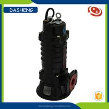 WQ cutting submersible sewage vertical centrifugal pump