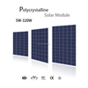 Polycrystalline Silicon Material pv panel a grade high efficiency