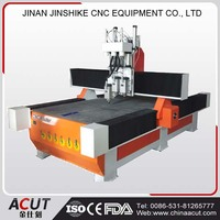 CE Certificated wood router pneumatic ATC woodworking cnc carving machine