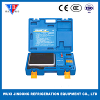 Refrigerant charging scale, electronic balance refrigerant recovery weighing platform