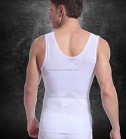 wholesale men slim belly vest body shaper M-L supplier OEM service outlet