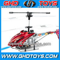 3.5ch alloy series rc helicopter with replacement battery