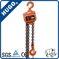 China online shopping chain block pulley 1 ton chain block hoist pulley hoist