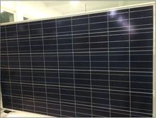 Hanwha 300W poly solar panel stock for solar power plant at below market price
