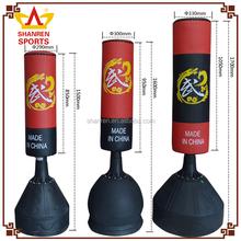 Low price red sports equipment boxing equipment taekwondo training equipment Punching dummy