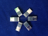USB A male short straight for 2.0 connector manufacturer