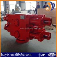 API hydraulic double ram cameron u bop for oilfield equipment