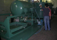 DYJ model Used oil recycling machine can recycle different motor engine oils