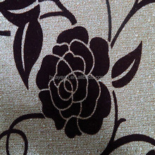 100% polyester flocking fabric samples free for sofas