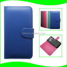 Made in China telefone móvel silione bumper telefone capa pu bolsa em couro para moto e