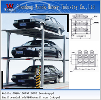 Cheap and High Quality Simple Lifting Car parking System