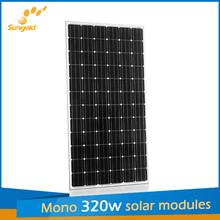 Direct factory sale price per watt solar panels