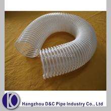10mm PVC Spiral Flexible Conduit