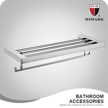 Contemporary SUS304 stainless steel toilet towel rack