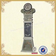 Elegant customized retro floor clock