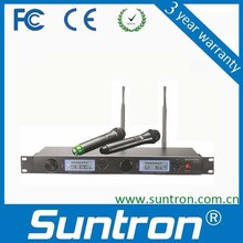 SUNTRON studio condenser teaching wireless microphone cheap wireless microphone