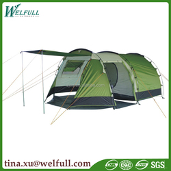 Waterproof Outdoor Removable Folding Camping Large Family Tent