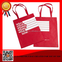 Full Printing Quality cloth shopping bag